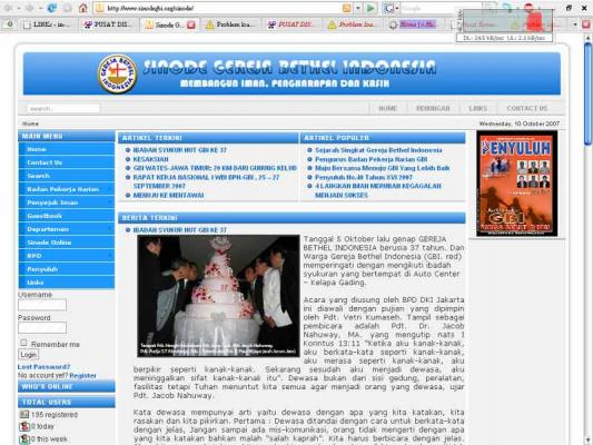 Sinode Gereja Bethel Indonesia