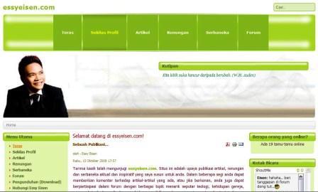 pra tampil situs essyeisen.com
