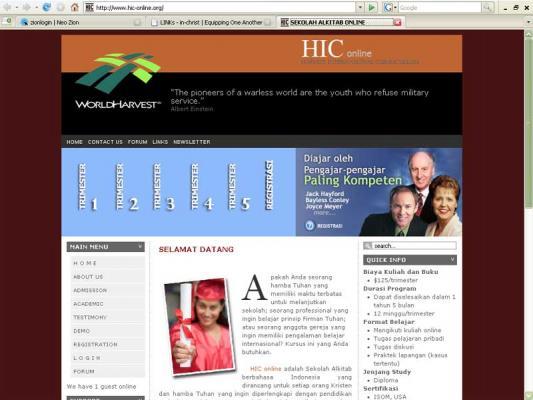 hic-snapshots