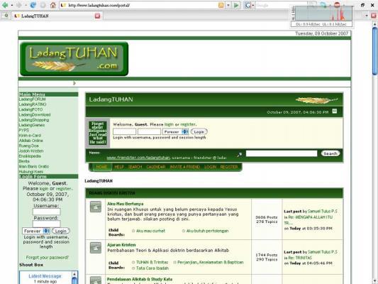 ladangTUHAN.com
