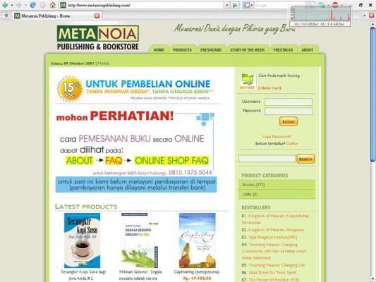 Metanoia Publishing