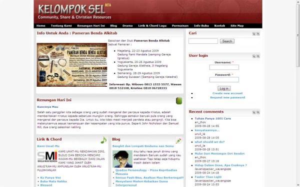 kelompoksel.com